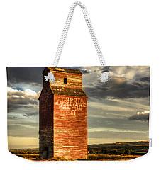 Prairie Sentinel Weekender Tote Bag by Wayne Sherriff