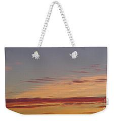 Prairie Sunset 2 Weekender Tote Bag