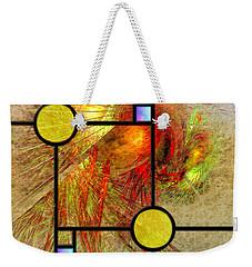 Prairie View Weekender Tote Bag