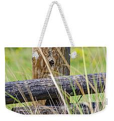 Prairie's Edge Weekender Tote Bag