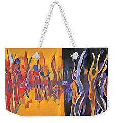 Praise Ye Weekender Tote Bag