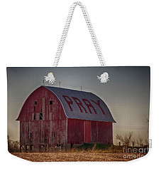 Weekender Tote Bag featuring the photograph Pray by JRP Photography