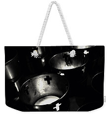 Prayer Offerings Weekender Tote Bag