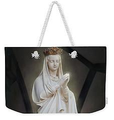 Praying Weekender Tote Bag