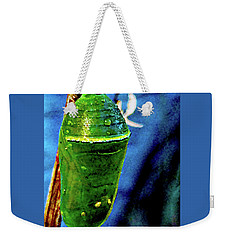 Pre-emergent Butterfly Spirit Weekender Tote Bag by Gina O'Brien