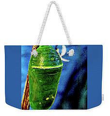 Pre-emergent Butterfly Spirit Weekender Tote Bag