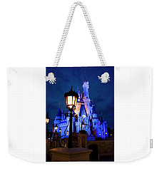 Weekender Tote Bag featuring the photograph Pre Hw by Greg Fortier