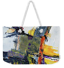 Precarious Weekender Tote Bag by Ron Stephens