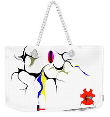 Precarious Study No.7 Weekender Tote Bag