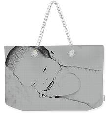 Precious Baby Weekender Tote Bag