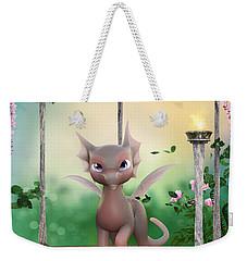 Precious In Pink Weekender Tote Bag