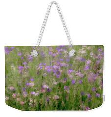Precious Meadow Weekender Tote Bag