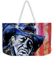 Precious Metals, Willie Americana Weekender Tote Bag