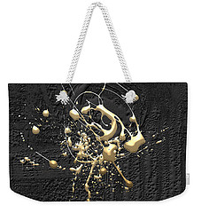 Precious Splashes - Set Of 4 Weekender Tote Bag