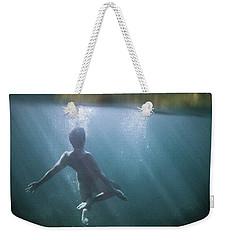 Precipice II Weekender Tote Bag