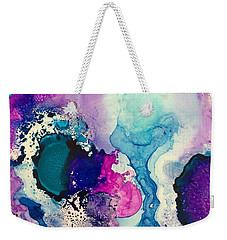 Precipice Weekender Tote Bag by Tara Moorman