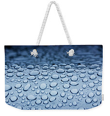 Precipitation 2 Weekender Tote Bag