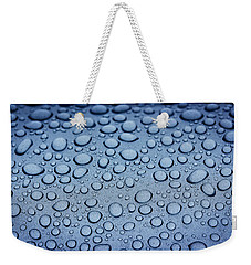 Precipitation 3 Weekender Tote Bag
