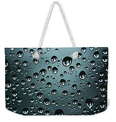 Precipitation Weekender Tote Bag