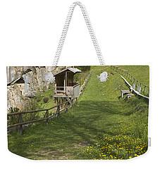 Predjama Castle Weekender Tote Bag