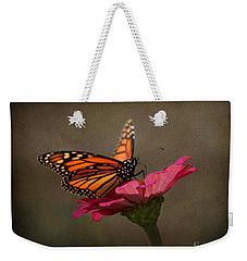 Prefect Landing - Monarch Butterfly Weekender Tote Bag