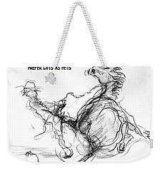 Preferring Cats Weekender Tote Bag