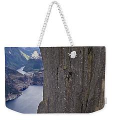 Preikestolen Weekender Tote Bag