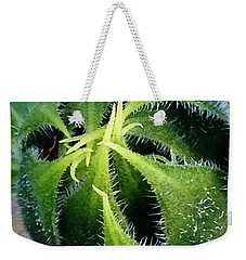 Preparing To Bloom Weekender Tote Bag