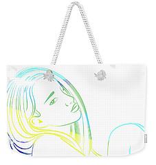 Prescence Weekender Tote Bag