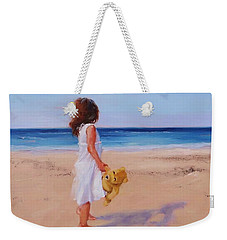 Precious Moment Weekender Tote Bag by Laura Lee Zanghetti