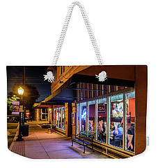 Prescott Arizona Night Weekender Tote Bag