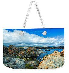 Prescott Rocks Weekender Tote Bag