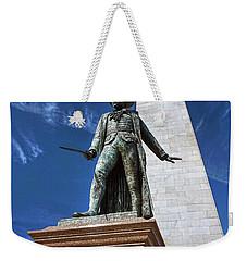 Prescott Statue On Bunker Hill Weekender Tote Bag