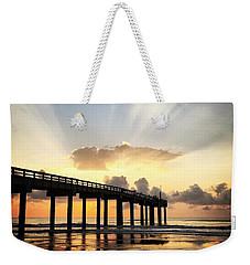Presence Weekender Tote Bag by LeeAnn Kendall