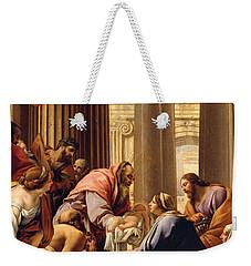 Presentation In The Temple Weekender Tote Bag