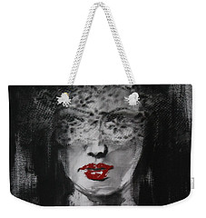 Presently Unveiled Weekender Tote Bag