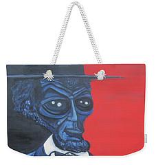 President Alienham Lincoln Weekender Tote Bag