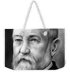 President Benjamin Harrison Weekender Tote Bag