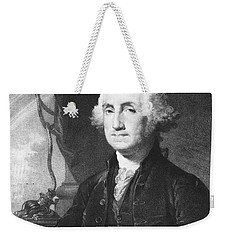 President George Washington Weekender Tote Bag by International  Images