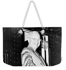 President Harry Truman Weekender Tote Bag