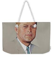 portrait of a President Weekender Tote Bag