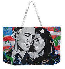 Presidential Love Weekender Tote Bag