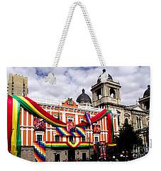 Presidential Palace La Paz, Bolivia Weekender Tote Bag