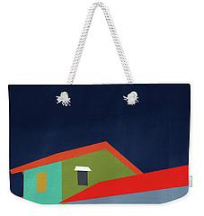 Presidio- Art By Linda Woods Weekender Tote Bag by Linda Woods