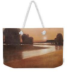 Preston Creek Flood Weekender Tote Bag