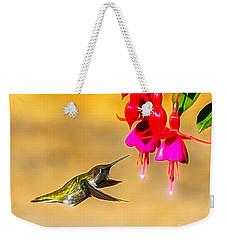 Pretty Anna Weekender Tote Bag