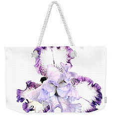 Pretty Baby Iris Weekender Tote Bag