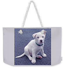 Pretty Blue Eyes Weekender Tote Bag