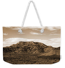 Pretty Butte Weekender Tote Bag