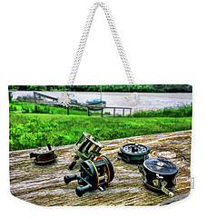 Pretty Fishy Weekender Tote Bag